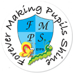Framwellgate Moor Junior School logo