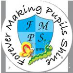 Framwellgate Moor Junior School logo
