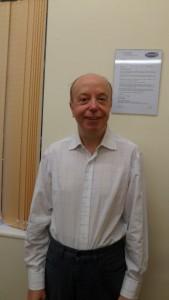 Mr John Wade - Governor